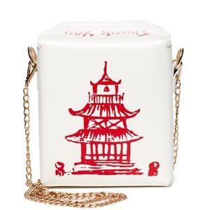 Chinese Takeout Purse